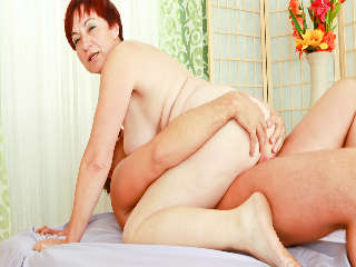 I Wanna Cum Dentro de Su Abuela #07 Eva G