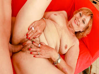 I Wanna Cum Dentro de Su Abuela #07 Lady & Steve P
