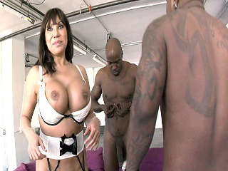 BTS-Carne Oscura #04 Wesley Pipes & Ava Devine