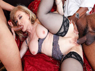 El mal Cornudo #02 Nina Hartley & Sean Michaels