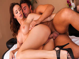 La Masajista Vol 02 Chanel Preston & Rocco Reed