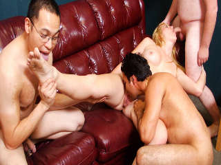 Queremos Gang Bang The Babysitter #09 Hagi & Eric Jover