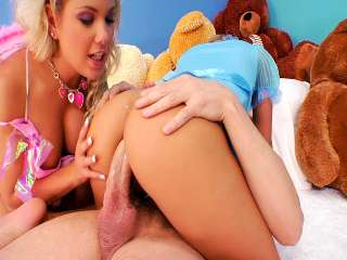 TOMAS falsas-Anal Buffet #03 Mark Ashley & Aubrey Addams